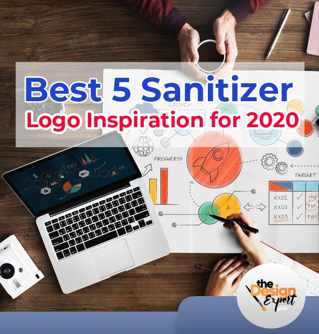 Sanitizer Logos