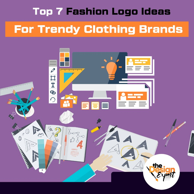 Fashion Logo Ideas For Trendy
