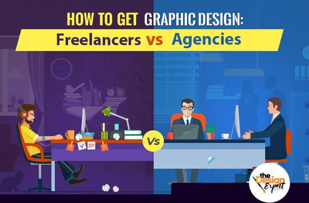 How To Get Graphic Design: Freelancers Vs. Agencies