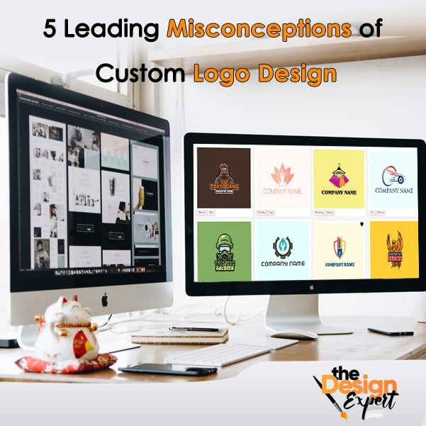 Misconceptions of Custom Logo Design